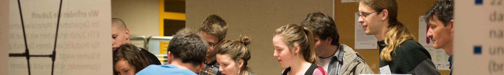 Walliser Studierende in Zürich